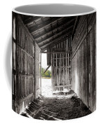 Interiors In Black And White Coffee Mug