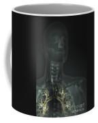 Internal Lung Anatomy Coffee Mug