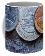International Coins Coffee Mug