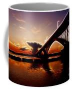 International Peace Bridge Coffee Mug