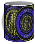 Internazionale Typography Poster Coffee Mug