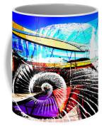Interstate 10- Cushing St Overpass- Rectangle Remix Coffee Mug