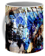 Interstate 10- Exit 257a- St Marys Rd / 6th St Underpass- Rectangle Remix Coffee Mug