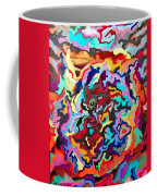 Intertwined Rainbow Coffee Mug