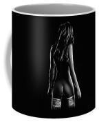 Into Darkness Coffee Mug