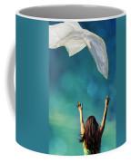 Into The Atmosphere Coffee Mug