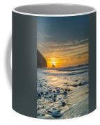 Into The Blue I Coffee Mug by Marco Oliveira