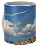 Into The Distance Coffee Mug