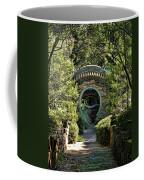 Into The Enchanted Garden Coffee Mug