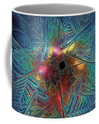 Into The Galaxy Coffee Mug