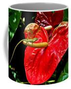 Into The Heart Coffee Mug