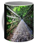 Into The Jungle  Coffee Mug by Edward Fielding