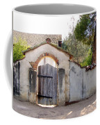 Into The Light, Mission San Miguel Archangel, California Coffee Mug