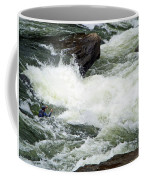 Into The Rapids Coffee Mug