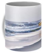 Into The Surf Coffee Mug