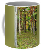Into The Void Coffee Mug by Frozen in Time Fine Art Photography