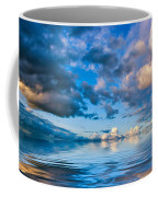 Into The Wild Blue Yonder Coffee Mug