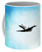 Into The Wild Blue Yonder Coffee Mug