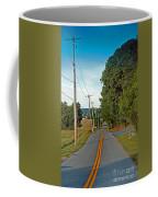 Into Town Coffee Mug