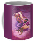 Intore Dance From Rwanda Coffee Mug
