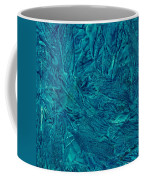 Intricate Blue Coffee Mug