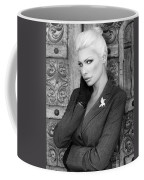 Intrigue Bw Fashion Coffee Mug