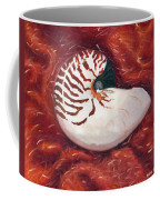 Introvert Coffee Mug by Katherine Miller