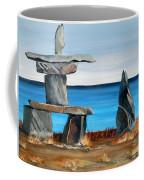 Inukshuk 3 Coffee Mug
