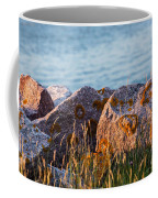 Inverness Beach Rocks  Coffee Mug