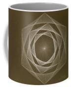 Inverted Energy Spiral Coffee Mug