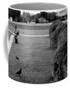 Invisible Tourist Coffee Mug