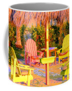 Invitation To Florida Sunset Coffee Mug