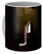 Invitation To The Templar Church Coffee Mug