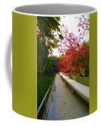 Inviting Garden Alley Coffee Mug