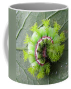 Io Caterpillar Coffee Mug
