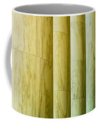 Ionic Architectural Columns Details Coffee Mug