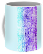Iphone Purple And Blue Abstract Coffee Mug