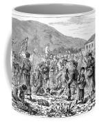 Ireland Peasants, 1886 Coffee Mug
