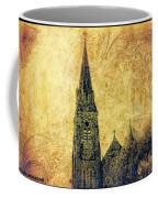 Ireland St. Brendan's Cathedral Spire Coffee Mug