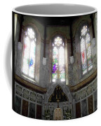 Ireland St. Brendan's Cathedral Stained Glass Coffee Mug