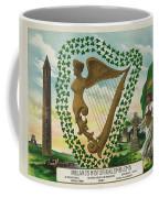 Irelands Historical Emblems Coffee Mug