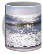 Iridescent Waves Coffee Mug
