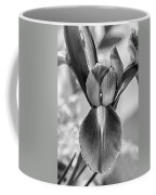 Iris 2 Monochrome Coffee Mug