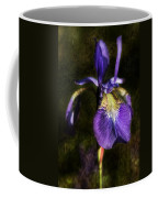 Iris Baroque Coffee Mug