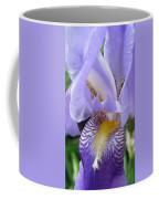 Iris Close Up 3 Coffee Mug