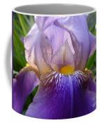 Iris Dancing In The Spring Coffee Mug