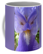 Iris Face Coffee Mug