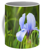 Pale Purple Iris - Impressions Of Spring Coffee Mug