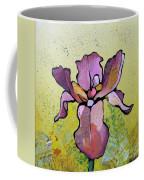 Iris II Coffee Mug