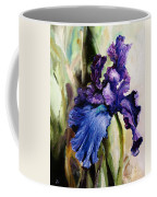 Iris In Bloom 2 Coffee Mug